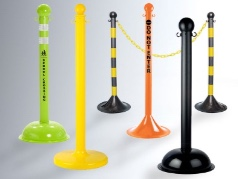 Plastic Stanchions & Chains